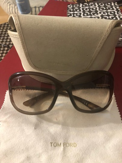 Tom Ford Brown Sunglasses Image 4
