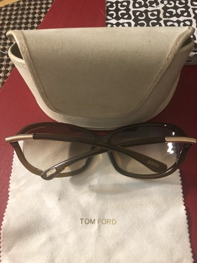 Tom Ford Brown Sunglasses Image 5