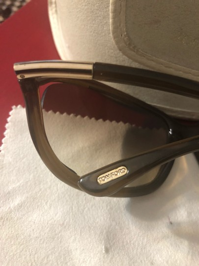 Tom Ford Brown Sunglasses Image 6