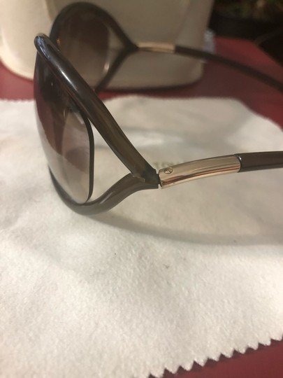 Tom Ford Brown Sunglasses Image 7