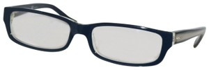Dolce&Gabbana New DOLCE GABBANA D&G1167 1501 Navy Blue Clear Eyeglasses Frame 53mm