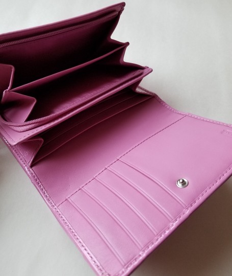 Coach Wallet New Pink Clutch Image 8