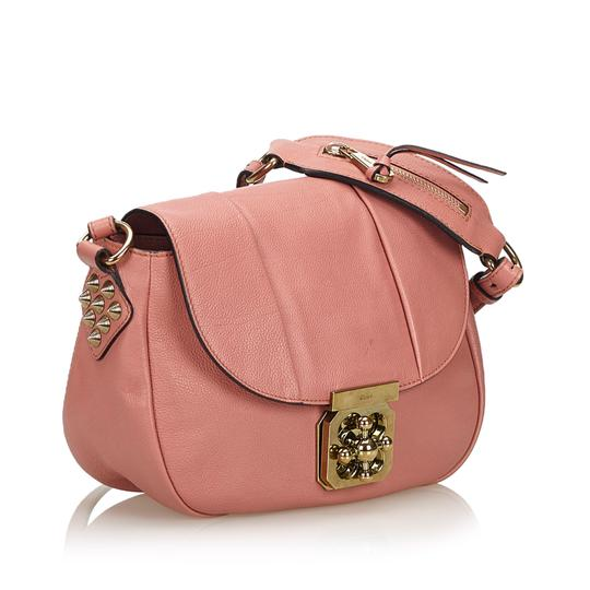 Chloé 9fclcx004 Vintage Leather Cross Body Bag Image 1