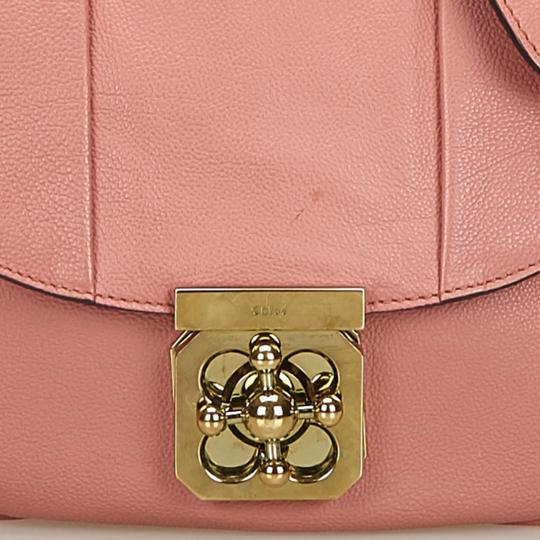 Chloé 9fclcx004 Vintage Leather Cross Body Bag Image 10