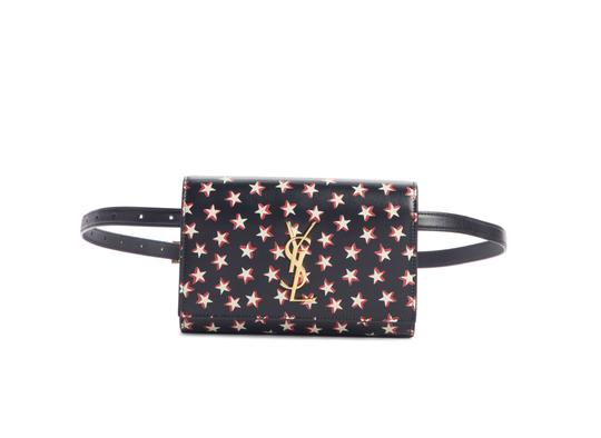 Preload https://img-static.tradesy.com/item/25600297/saint-laurent-monogram-kate-star-print-belt-nor-rouge-blanc-leather-cross-body-bag-0-0-540-540.jpg