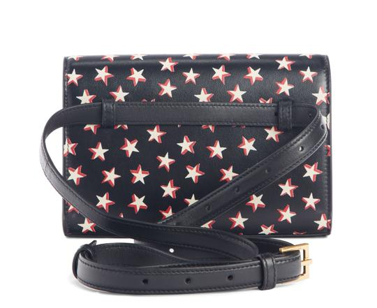 Saint Laurent Kate Star Print Cross Body Bag Image 2