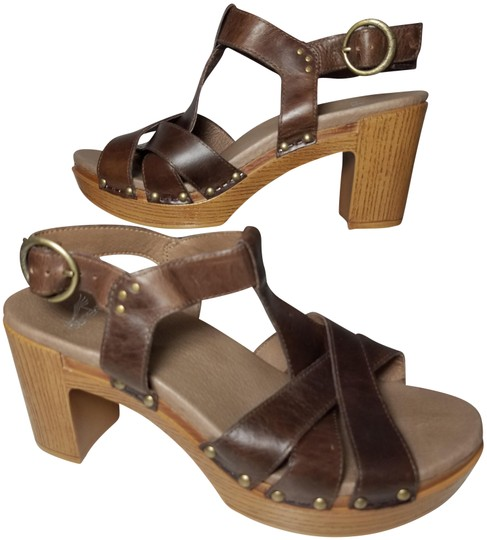 Dansko brown Sandals Image 0