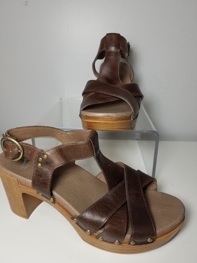 Dansko brown Sandals Image 1