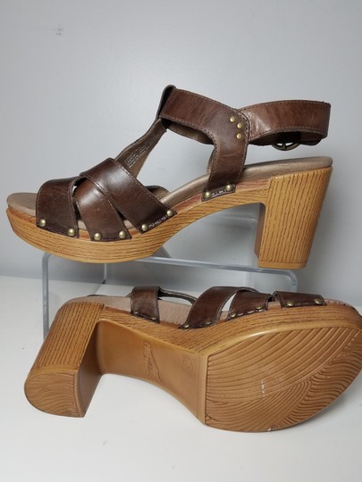 Dansko brown Sandals Image 2