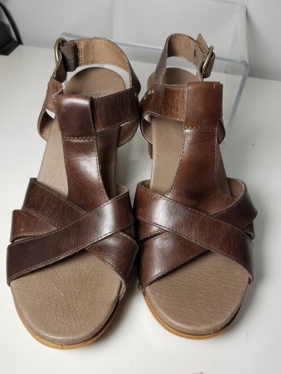 Dansko brown Sandals Image 5