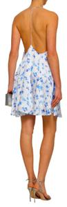 cami nyc Silk Floral Revolve Dress