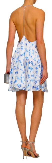 cami nyc Silk Floral Revolve Dress Image 0