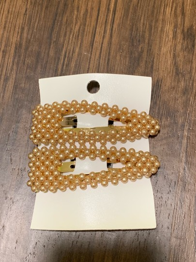 Free People free people pretty beaded clip set Image 9