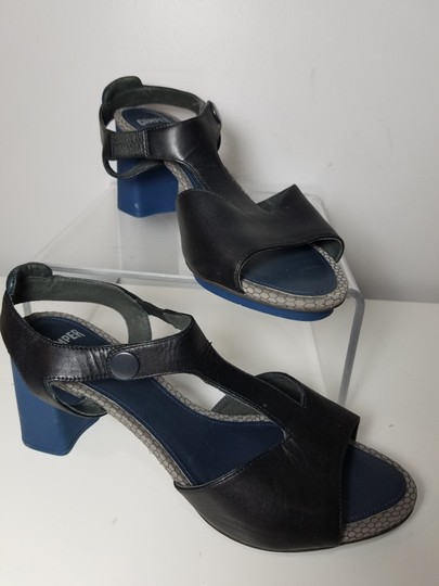 Camper black/ navy Sandals Image 4
