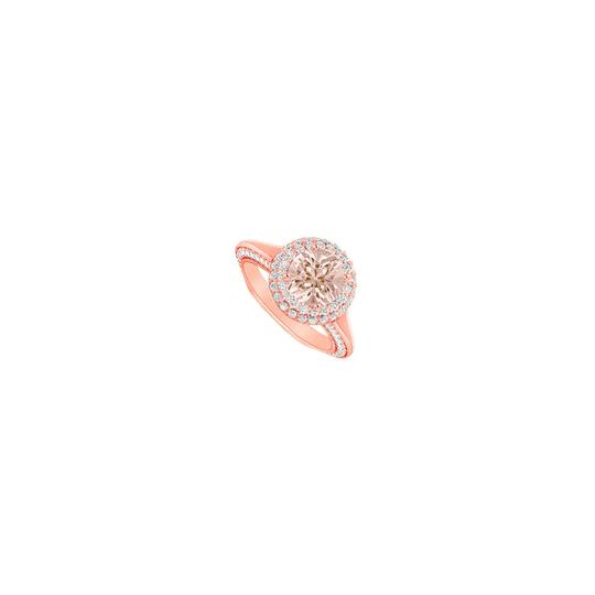 Preload https://img-static.tradesy.com/item/25600670/pink-morganite-and-april-birthstone-cubic-zirconia-halo-engagement-ring-0-0-540-540.jpg