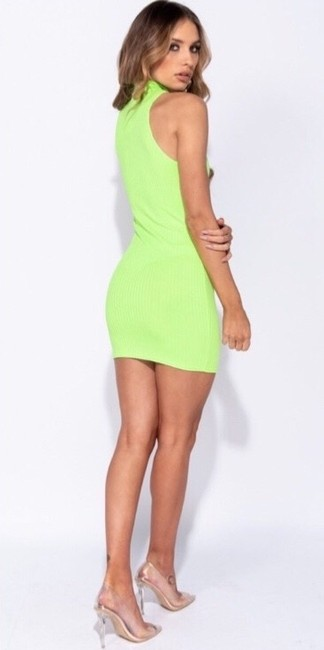 BOUTIQUE short dress Green on Tradesy Image 2