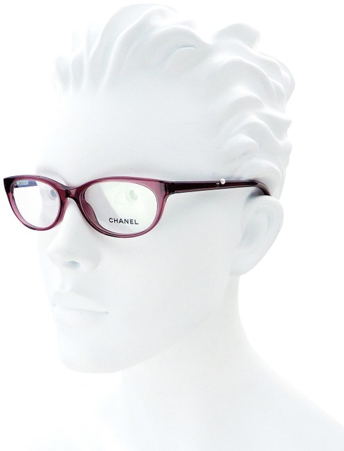 Item - Purple Pearl Ch3254-h C.1417 Eyeglasses Rx Frames 51mm 51-17-135