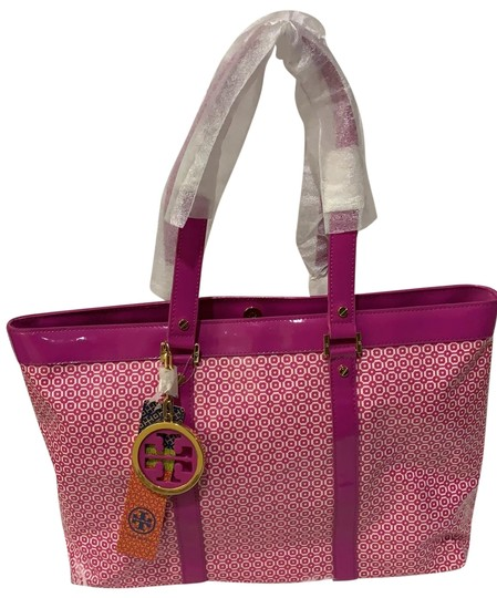 Preload https://img-static.tradesy.com/item/25600753/tory-burch-jane-hibiscus-pink-tote-0-1-540-540.jpg