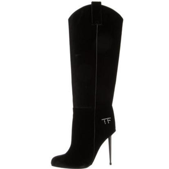 Preload https://item1.tradesy.com/images/tom-ford-2018-black-suede-knee-high-bootsbooties-size-us-8-regular-m-b-25600785-0-2.jpg?width=440&height=440