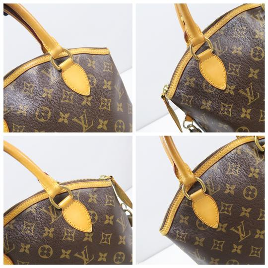 Louis Vuitton Lv Monogram Vertical Lockit Pm Tote in Brown Image 6