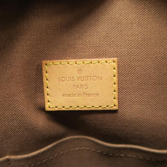 Louis Vuitton Lv Monogram Vertical Lockit Pm Tote in Brown Image 9
