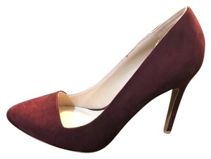Forever 21 maroon red burgundy Pumps