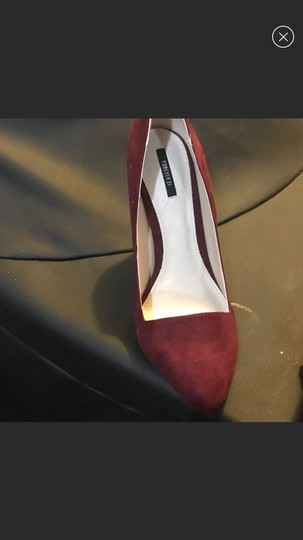 Forever 21 maroon red burgundy Pumps Image 1