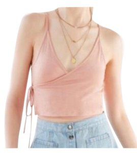 Urban Outfitters Top pink mauve