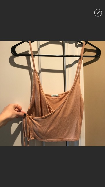 Urban Outfitters Top pink mauve Image 1