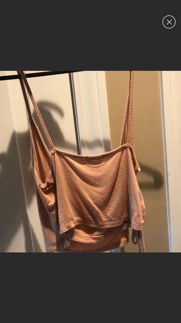 Urban Outfitters Top pink mauve Image 3