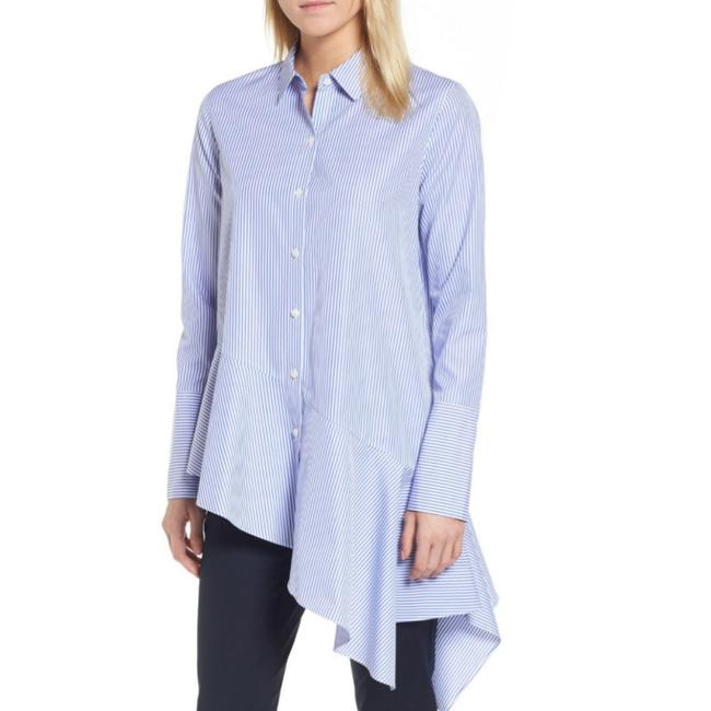 Preload https://item4.tradesy.com/images/nordstrom-blue-denim-button-down-top-size-6-s-25600948-0-0.jpg?width=400&height=650