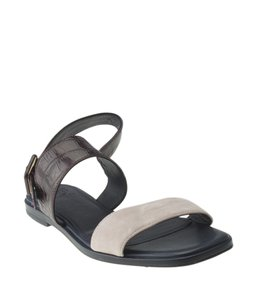 Tory Burch Suedexleather Multi-Color Sandals