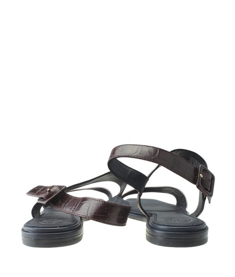 Tory Burch Suedexleather Multi-Color Sandals Image 5