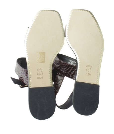 Tory Burch Suedexleather Multi-Color Sandals Image 6