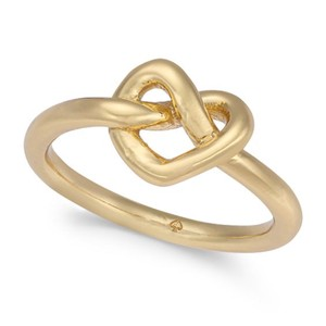 Kate Spade Kate Spade • Love Me Knots Ring • Gold