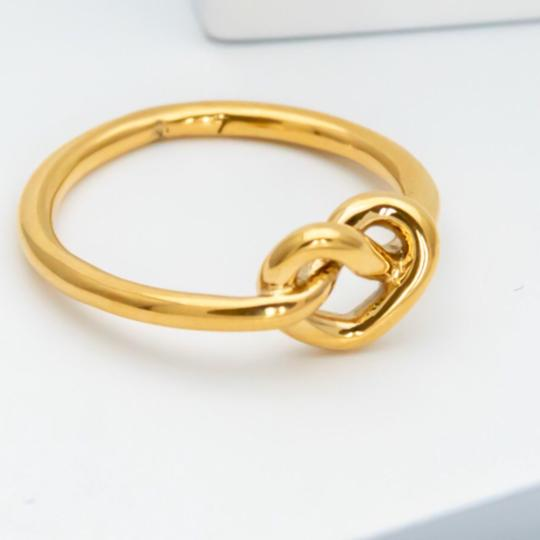 Kate Spade Kate Spade * Love Me Knots Ring * Gold Image 2