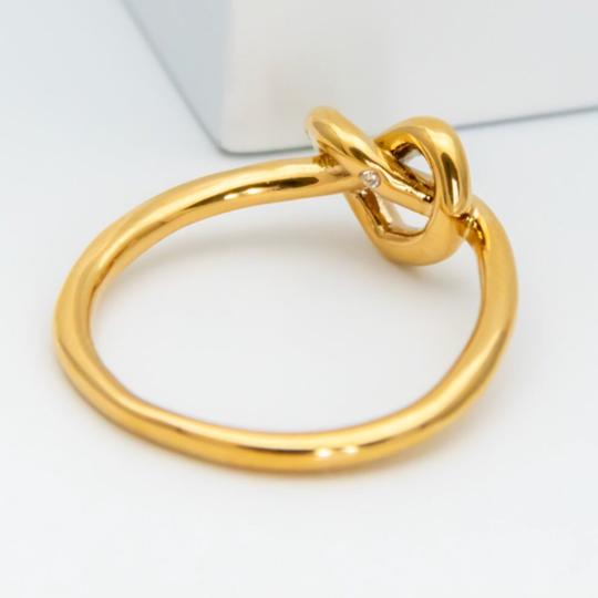 Kate Spade Kate Spade * Love Me Knots Ring * Gold Image 3