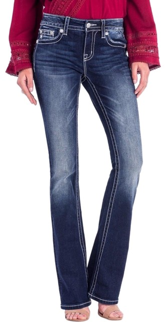 Preload https://img-static.tradesy.com/item/25601082/miss-me-6412-mid-rise-boot-cut-jeans-size-27-4-s-0-1-650-650.jpg