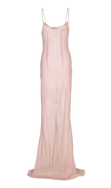 Pale Pink Maxi Dress by Super Blond Image 1