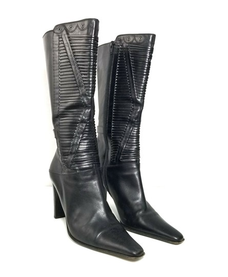 Via Spiga Black Boots Image 1