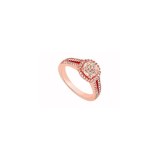 Preload https://img-static.tradesy.com/item/25601425/pink-morganite-and-cubic-zirconia-double-halo-engagement-in-14k-rose-g-ring-0-0-540-540.jpg