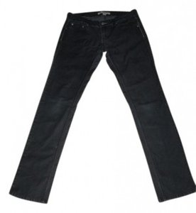 Forever 21 Relaxed Fit Jeans-Dark Rinse
