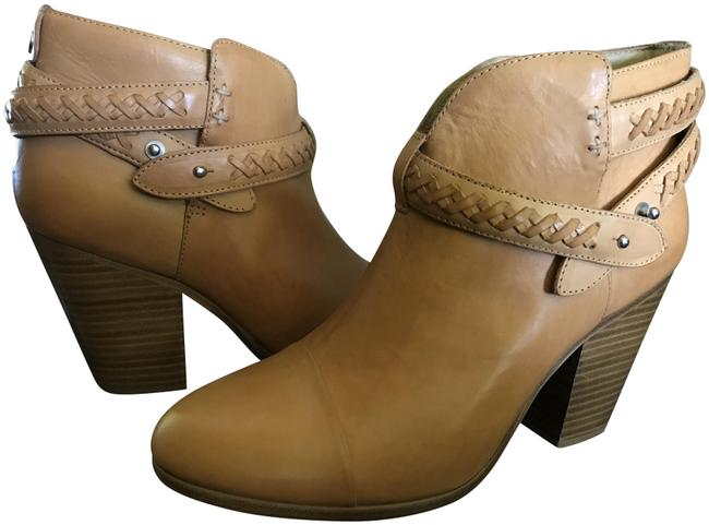 Item - Tan Ankle Boots/Booties Size US 8.5 Regular (M, B)