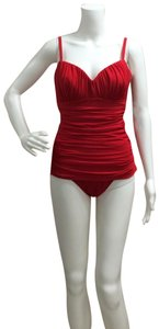 Miraclesuit Miraclesuit Rialto Red One Piece Bathing Suit