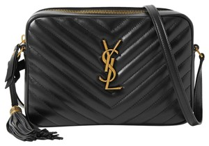 Saint Laurent Ysl Logo Cross Body Bag