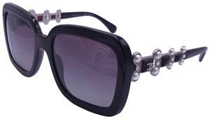 Chanel CHANEL BIJOU LIMITED EDTN 5335HB C.1461/K5 CRYSTALS PEARLS POLARIZED