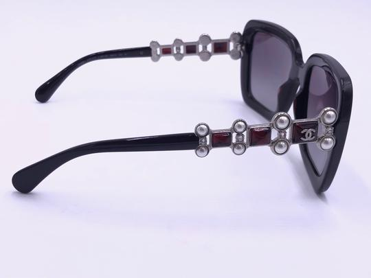 Chanel CHANEL BIJOU LIMITED EDTN 5335HB C.1461/K5 CRYSTALS PEARLS POLARIZED Image 3