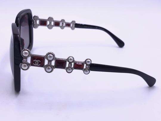 Chanel CHANEL BIJOU LIMITED EDTN 5335HB C.1461/K5 CRYSTALS PEARLS POLARIZED Image 5