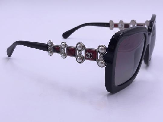 Chanel CHANEL BIJOU LIMITED EDTN 5335HB C.1461/K5 CRYSTALS PEARLS POLARIZED Image 6