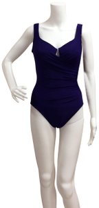 Miraclesuit Miraclesuit Escape Purple One piece Bathing Suit